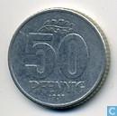 RDA 50 pfennig 1958
