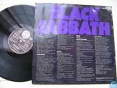 Vinyl records and CDs - Black Sabbath - Master of reality