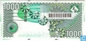 Banknotes - Computer ontwerp - 1000 guilder Netherlands 1994
