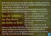 Books - Miscellaneous - De Geheimen van het Bernini Mysterie