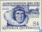 Postzegels - Oostenrijk [AUT] - Wegener, Alfred 100 jaar
