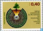 Briefmarken - Vereinte Nationen - Genf - Entwicklung
