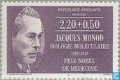 Postage Stamps - France [FRA] - Monod, Jacques