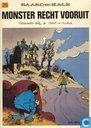 Comic Books - Tif and Tondu - Monster recht vooruit
