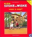 Comic Books - Junior Suske en Wiske - Waar is aap?