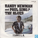 Disques vinyl et CD - Newman, Randy - The blues