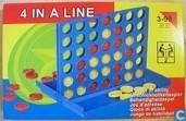 4 in a line (Vier op 'n rij)