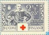 Postzegels - Finland - Generaals