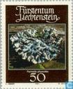Postzegels - Liechtenstein - Mos