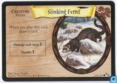 Trading Cards - Harry Potter 5) Chamber of Secrets - Slinking Ferret
