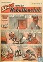 Strips - Sjors van de Rebellenclub (tijdschrift) - 1957 nummer  17