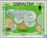 Timbres-poste - Gibraltar - Plusieurs anniversaires