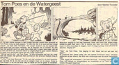 Comics - Bommel und Tom Pfiffig - Tom Poes en de watergeest