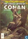 Comic Books - Conan - The Savage Sword of Conan the Barbarian 73