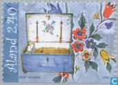 Postzegels - Aland [ALA] - Volkskunst - Meubelbeschildering