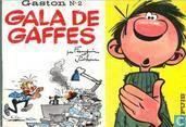 Bandes dessinées - Gaston Lagaffe - Gala de Gaffes