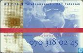 Phone cards - PTT Telecom - Nederlands Politie Instituut