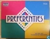 Spellen - Preferenties - Preferenties