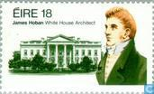 Postage Stamps - Ireland - James Hoban