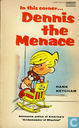 In this corner... Dennis the Menace