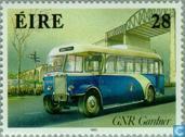 Postzegels - Ierland - Autobussen