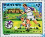 Austrian football champion SV Wüstenrot