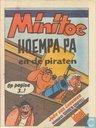 Strips - Minitoe  (tijdschrift) - 1986 nummer  43