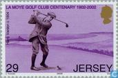Postzegels - Jersey - Golf