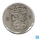 Monnaies - Utrecht - Utrecht 2 stuivers 1789
