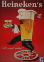 Poster - Food / beverages / tobacco - Heineken