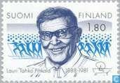 "Postage Stamps - Finland - Lauri ""Tahko"" Pihkala (1888-1981)"