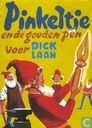 Books - Pinkeltje - Pinkeltje en de gouden pen