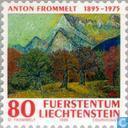 Timbres-poste - Liechtenstein - Peintures
