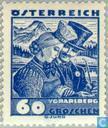 Timbres-poste - Autriche [AUT] - Costumes