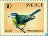 Postage Stamps - Sweden [SWE] - Swedish Birds