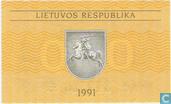 Banknotes - Lietuvos Respublika - Lithuania 0.10 Talonas
