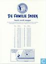 Bandes dessinées - Familie Snoek, De - Snoek wordt snugger