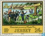 Postzegels - Jersey - Zeevaarders