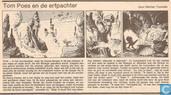 Strips - Bommel en Tom Poes - Tom Poes en de erfpachter