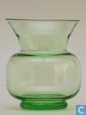Glass / crystal - Kristalunie - Pal Vaas vert-chine