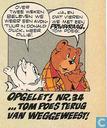 Strips - Bommel en Tom Poes - [Tom Poes terug van weggeweest!]