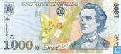 Billets de banque - Banca Nationala a Romaniei - Lei Roumanie 1000