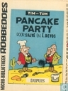 Comic Books - Robbedoes (magazine) - Pancake party