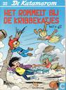 Comic Books - Katamarom, De - Het rommelt bij de Kribbekatjes