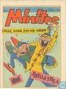 Strips - Minitoe  (tijdschrift) - 1986 nummer  47