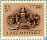Postage Stamps - Luxembourg - National practices