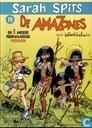 Comic Books - Sarah Spits - De Amazones en 5 andere merkwaardige vrouwen