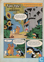 Comic Books - Bumble and Tom Puss - Tom Poes en de wrokwerker