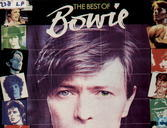 Disques vinyl et CD - Jones, David - Best of bowie
