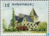 Postzegels - België [BEL] - Toerisme